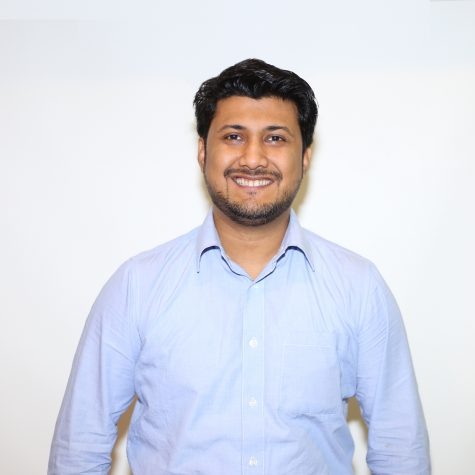 Moied Farooqui - Motion Graphics Specialist